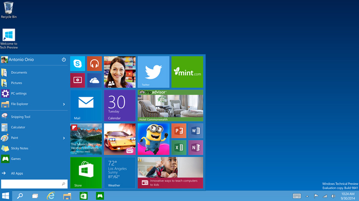 Screenshot 14 of Windows 10