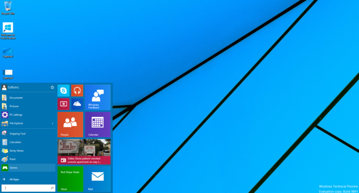 Screenshot 22 of Windows 10