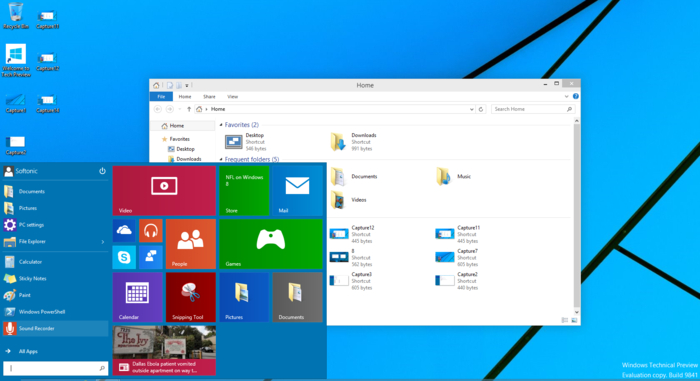 Screenshot 23 of Windows 10