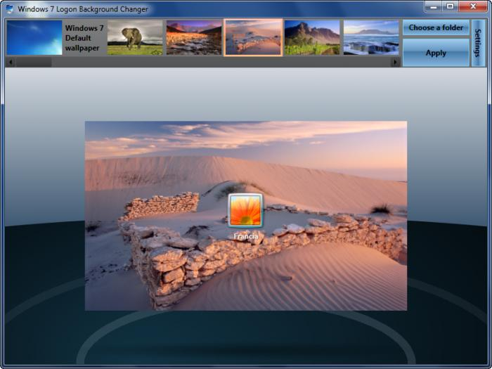 Download Windows 7 Logon Background Changer Free Networkicecom