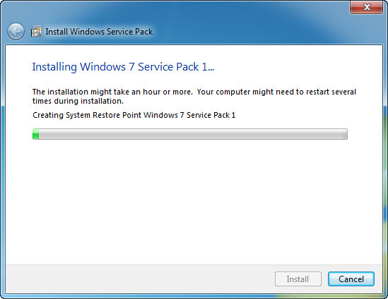 How to download original windows 7 service pack free from.
