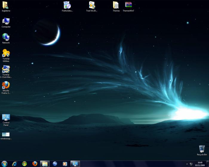 Screenshot 4 of Windows 7 Visual Themes Pack