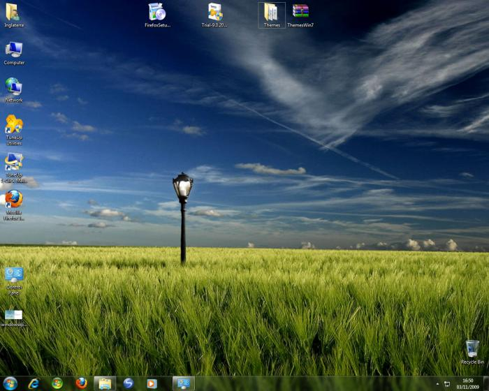 Screenshot 7 of Windows 7 Visual Themes Pack