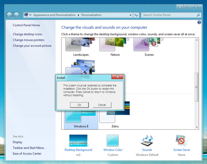 Screenshot 7 of Windows 8 Transformation Pack