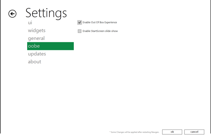 Screenshot 2 of Windows 8 Transformation Pack