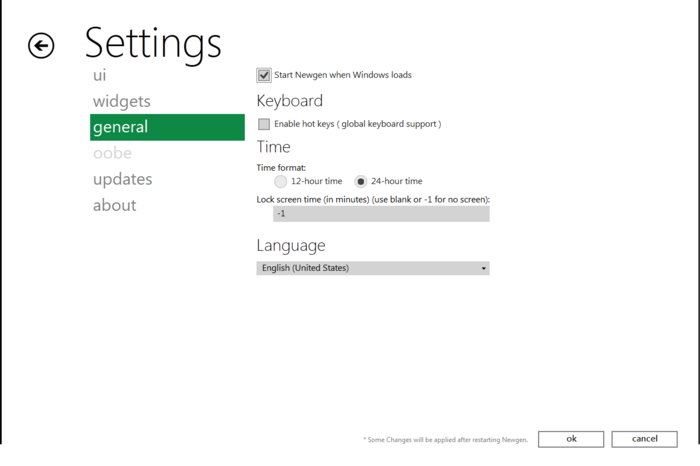 Screenshot 1 of Windows 8 Transformation Pack