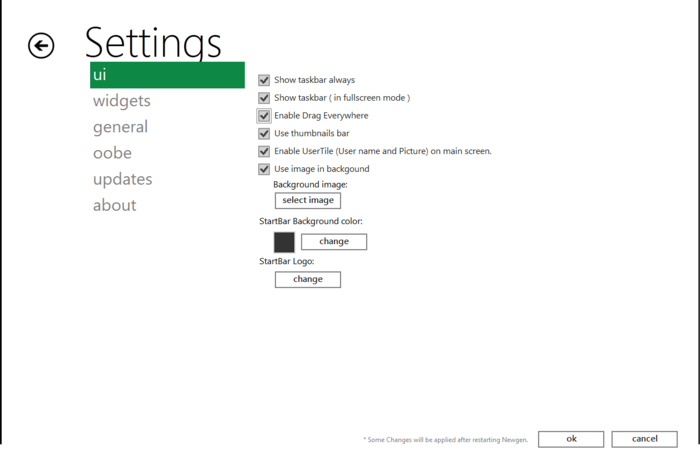 Screenshot 3 of Windows 8 Transformation Pack