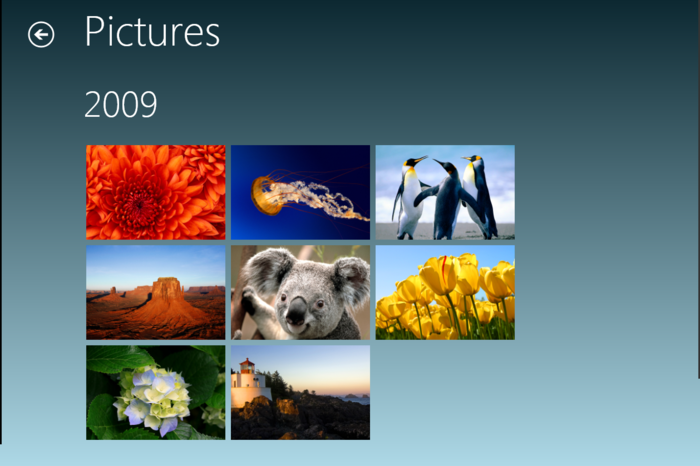 Screenshot 6 of Windows 8 Transformation Pack