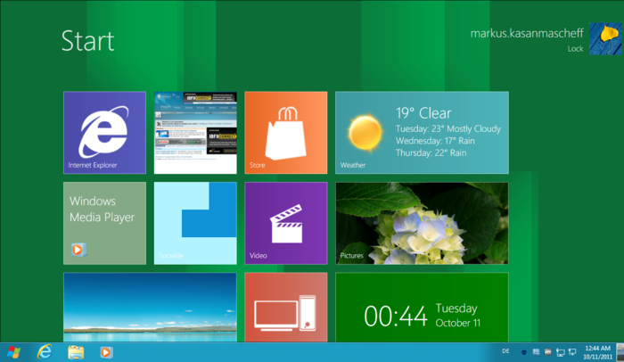 Screenshot 8 of Windows 8 Transformation Pack