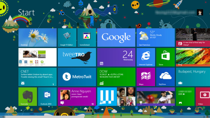 Screenshot 7 of Windows 8