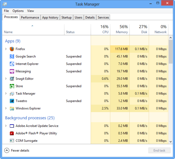 Screenshot 21 of Windows 8