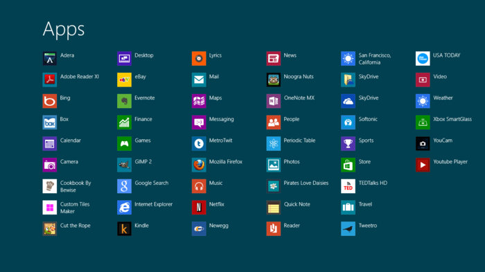 Screenshot 20 of Windows 8