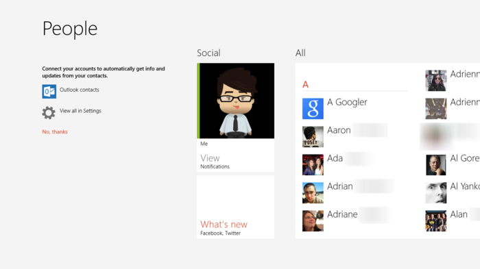 Screenshot 3 of Windows 8