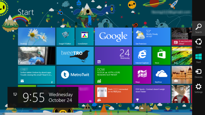 Screenshot 4 of Windows 8