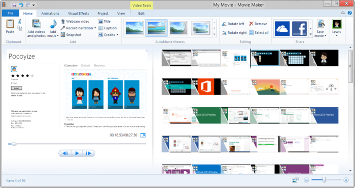 Screenshot 19 of Windows Essentials