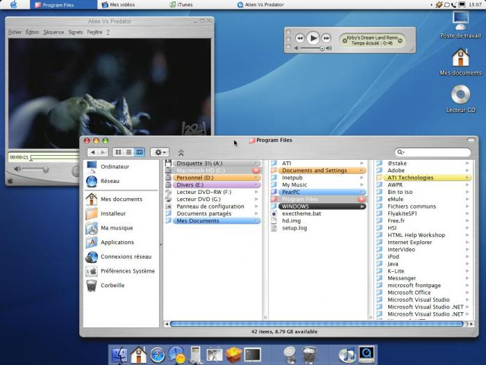 Screenshot 4 of WinOSX