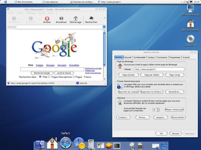 Screenshot 1 of WinOSX