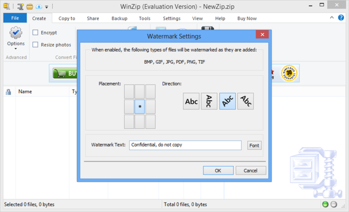 Screenshot 6 of WinZip