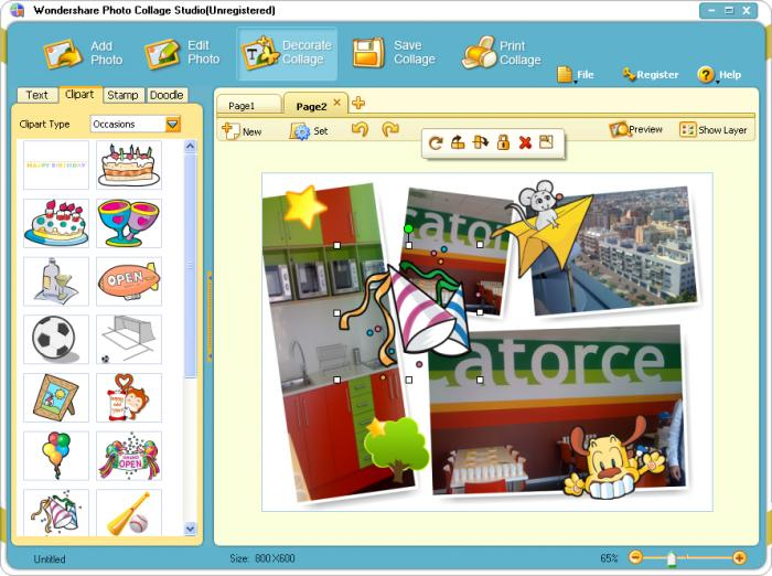 wondershare photo collage studio 4.2.8