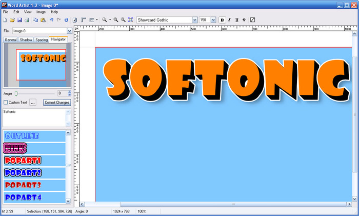 free word art software download
