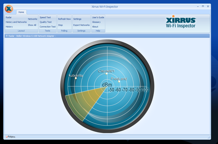 Screenshot 4 of Xirrus Wi-Fi Inspector