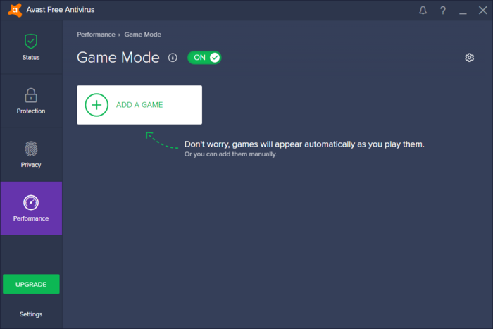 Screenshot 2 of Avast Antivirus Gratuit