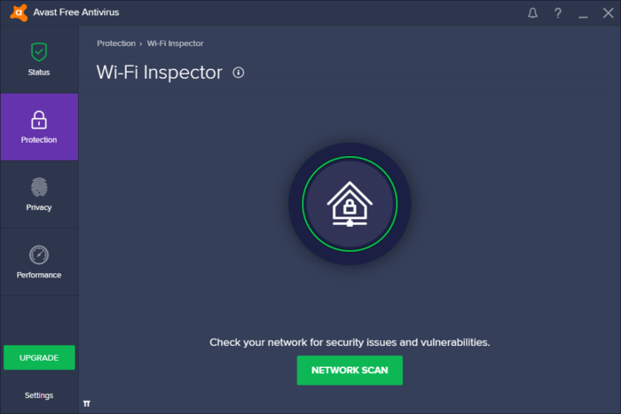 Screenshot 1 of Avast Antivirus Gratuit