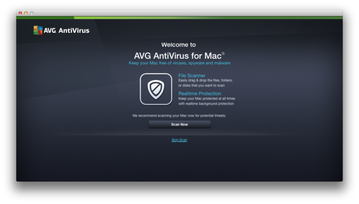Screenshot 2 of AVG AntiVirus