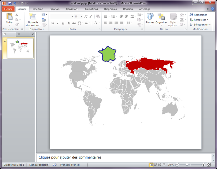 Download free editable worldmap for powerpoint slides free screenshot 2 of free editable worldmap for powerpoint slides gumiabroncs Image collections