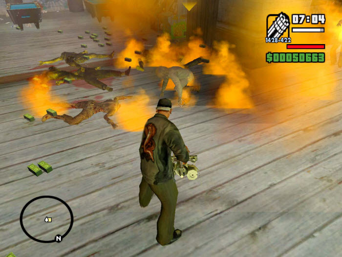 Download GTA: San Andreas Zombie Alarm Mod free — NetworkIce com
