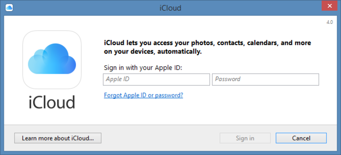Download iCloud free — NetworkIce com