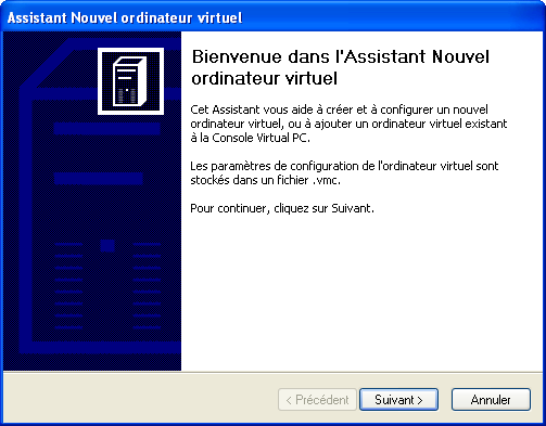 microsoft virtual pc rc 6.1.7234 pour windows 7