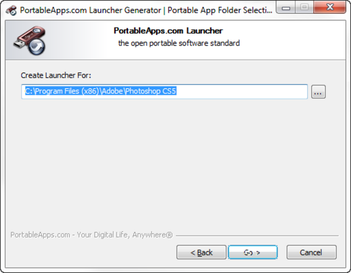 Download PortableApps Launcher free — NetworkIce com