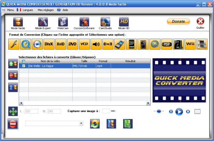 Quick media converter 4. 8. 0. 0 download for pc free.