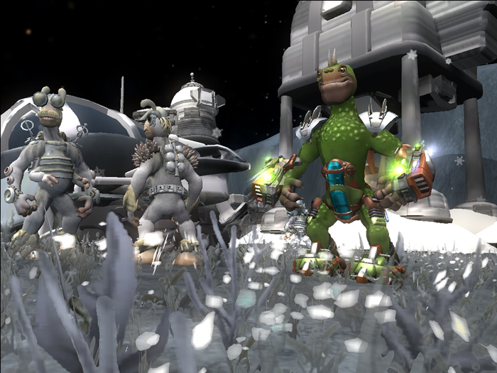 Screenshot 2 of Spore Aventures Galactiques