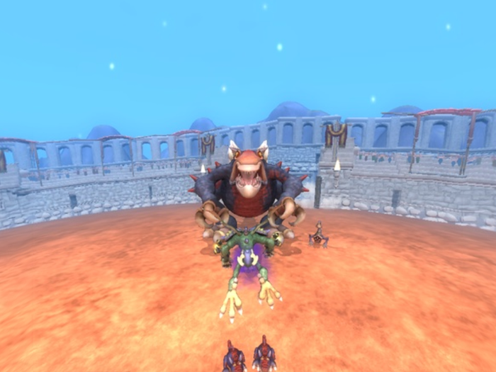 Screenshot 3 of Spore Aventures Galactiques