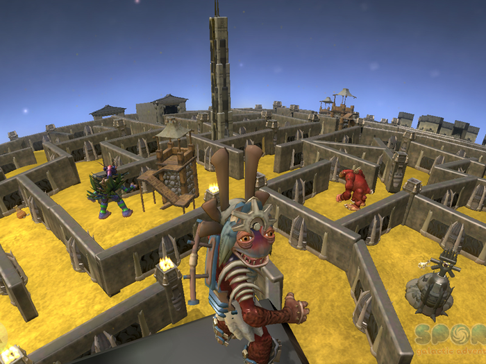 Screenshot 4 of Spore Aventures Galactiques