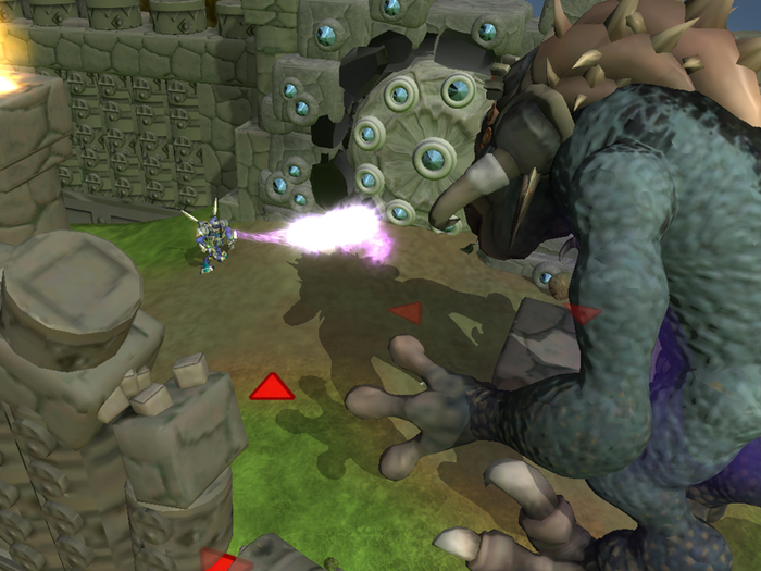 Screenshot 1 of Spore Aventures Galactiques