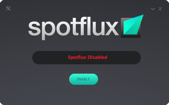 Screenshot 1 of Spotflux