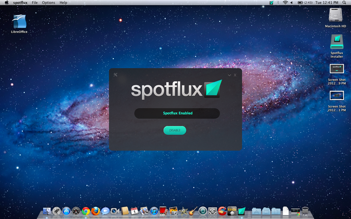 Screenshot 3 of Spotflux
