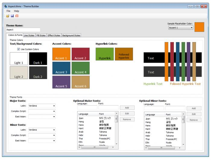 office 2013 themes download