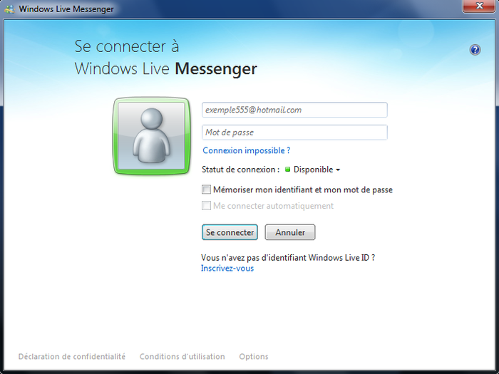 msn messenger 8 clubic