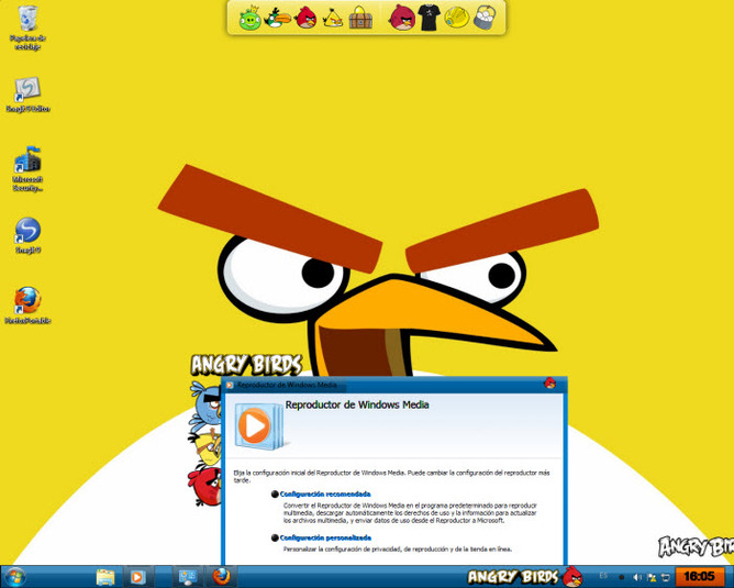 Download angry birds skin pack 1. 0.