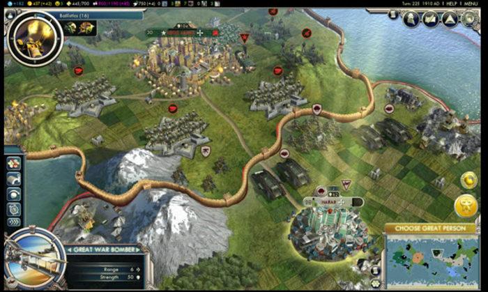 Civ v update download.