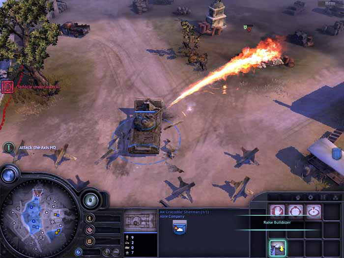 Company of heroes pc games review video review youtube.