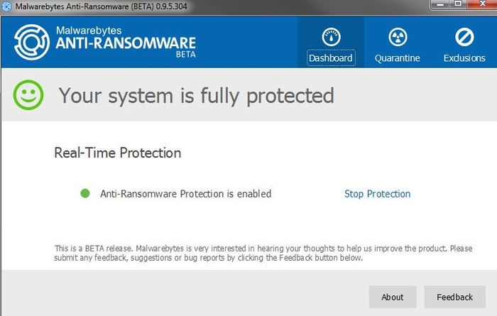 Screenshot 4 of Malwarebytes Anti-Ransomware