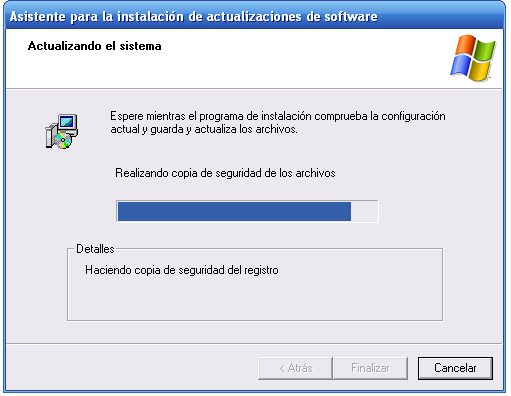 Installer just shows a windows installer help message palisade.