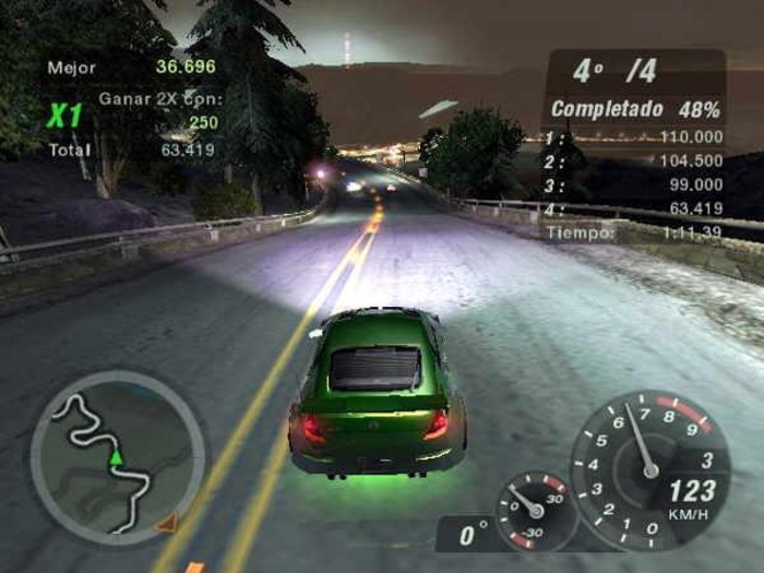 Download Need for Speed Underground 2 free — NetworkIce com
