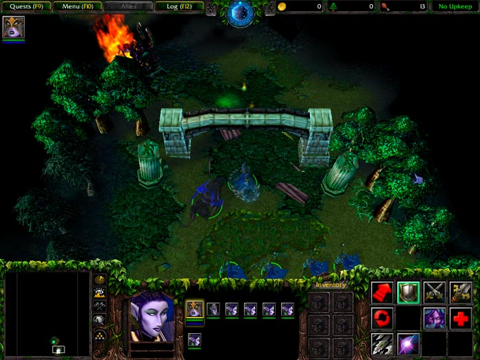Download warcraft iii: the frozen throne free — networkice. Com.
