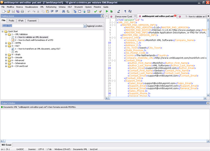 Download xmlblueprint xml editor free networkice screenshot 1 of xmlblueprint xml editor malvernweather Image collections